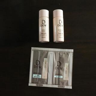 デュウ(DEW)のDEW 化粧水&乳液 セット(化粧水/ローション)
