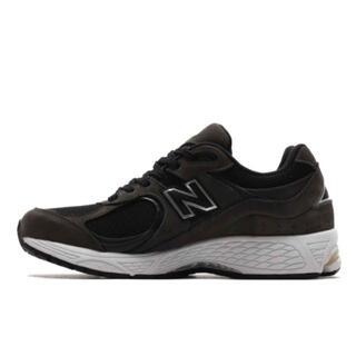 ニューバランス(New Balance)のNew Balance ML2002RB ブラック 28.0cm(スニーカー)