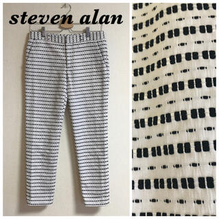 スティーブンアラン(steven alan)のsteven alan くるぶし丈テーパードパンツ(カジュアルパンツ)