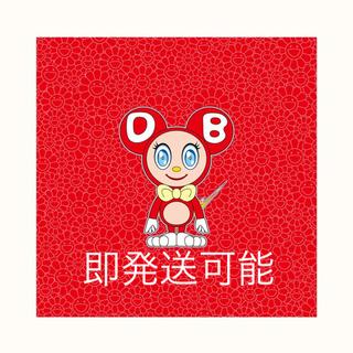 村上隆 DOB 2021 Camellia Red ED100 限定版画(版画)