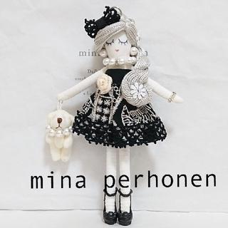 ミナペルホネン(mina perhonen)のミナペルホネン ドールチャーム ハンドメイド symphony(その他)