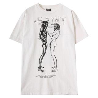 レディメイド(LADY MADE)のSAINT MICHAEL DENIM TEARS SS TEE Tシャツ M(シャツ)