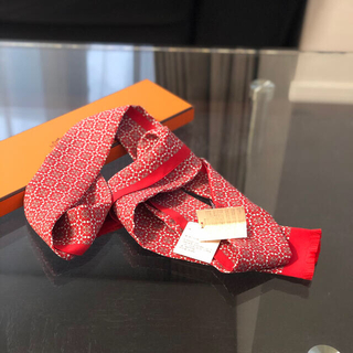 エルメス(Hermes)の新品未使用 エルメス スカーフ マキシツイリー フリンジ付き(バンダナ/スカーフ)