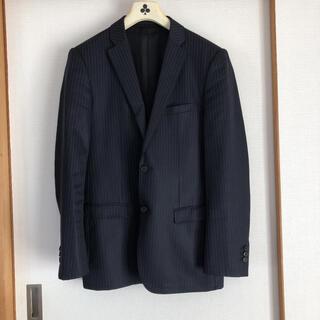 ブラックバレットバイニールバレット(BLACKBARRETT by NEIL BARRETT)のブラックバレットbyニールバレット 紺色メンズジャケット エディフィス アローズ(テーラードジャケット)
