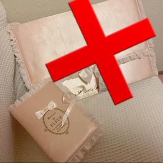 メゾンドフルール(Maison de FLEUR)のメゾンドフルール*カードケース*通帳*母子手帳*ケース(ポーチ)