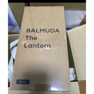 バルミューダ(BALMUDA)のBALMUDA The Lantern」ザ・ランタン(ブラック)L02A-BK (ライト/ランタン)