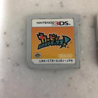 ニンテンドー3DS(ニンテンドー3DS)のカービィ バトルデラックス ソフトのみ(携帯用ゲームソフト)