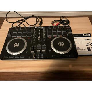 Numark MIXTRACK PRO 2 ブラック(DJコントローラー)