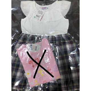 ミキハウス(mikihouse)の新品 ミキハウス サイズ100(Tシャツ/カットソー)