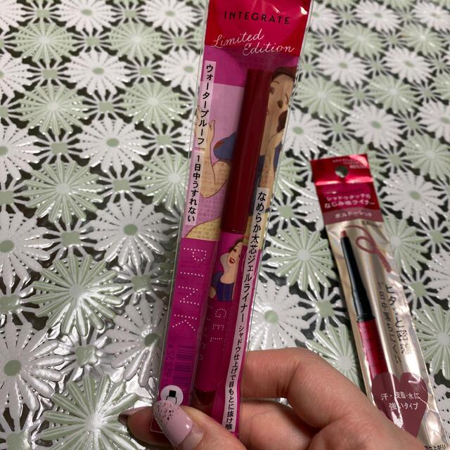 INTEGRATE(インテグレート)のインテグレート ジェルライナー  コスメ/美容のベースメイク/化粧品(アイライナー)の商品写真