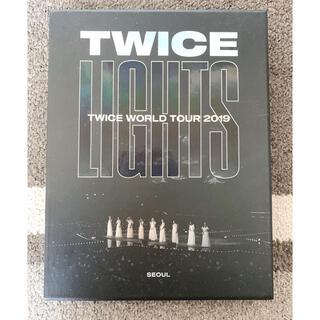 ウェストトゥワイス(Waste(twice))のTWICE ワールドツアー2019 TWICELIGHTS DVD inソウル(K-POP/アジア)