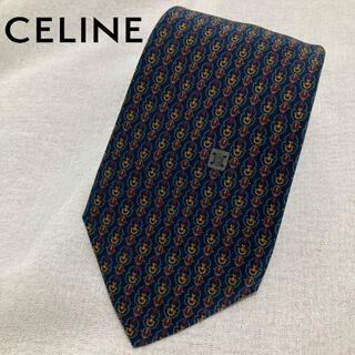 celine - セリーヌ ネクタイ CELINE  ハイブランド ラグジュアリー 高級 ビジネス