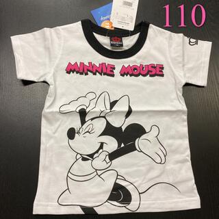 ベビードール(BABYDOLL)の110サイズ/babydoll /ディズニー♡半袖  新品 タグ付き(Tシャツ/カットソー)