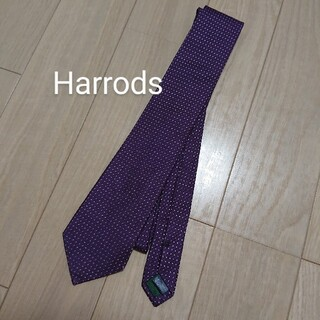 ハロッズ(Harrods)のネクタイ ハロッズ(ネクタイ)