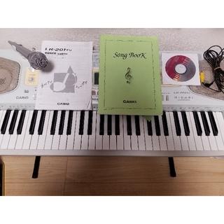 カシオ(CASIO)のCASIO カシオ 電子キーボード  (電子ピアノ)