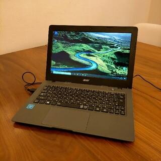 エイサー(Acer)の【値下げ済・送料無料】ACER Cloudbook11 AO1-131(ノートPC)