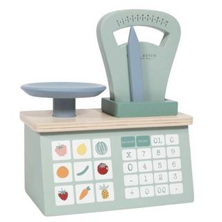 コドモビームス(こどもビームス)のリトルダッチ スケール 計り 木製 little dutch おままごと(知育玩具)