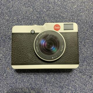 カルディ(KALDI)のKALDI カメラ缶(小物入れ)