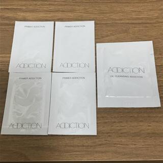ADDICTION - アディクション◆プライマー・オイルクレンジング◆サンプル 4包
