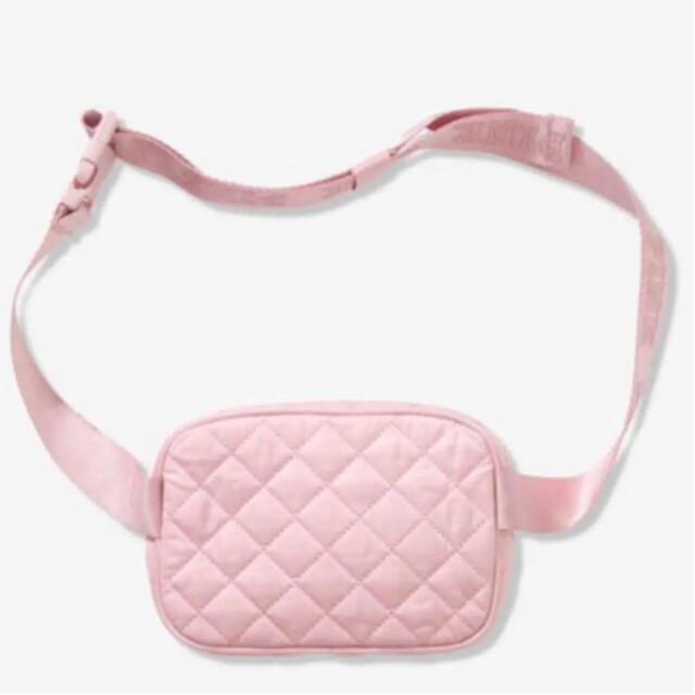 Victoria's Secret(ヴィクトリアズシークレット)のヴィクトリアシークレットPINKウエストポーチ レディースのバッグ(ボディバッグ/ウエストポーチ)の商品写真