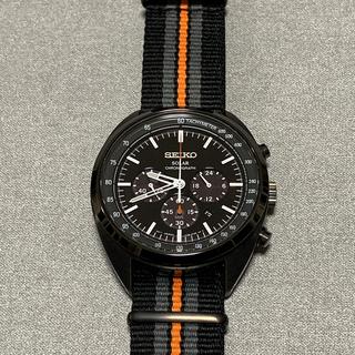 セイコー(SEIKO)のSEIKO  セイコー リクラフト ソーラー クロノグラフ  (腕時計(アナログ))
