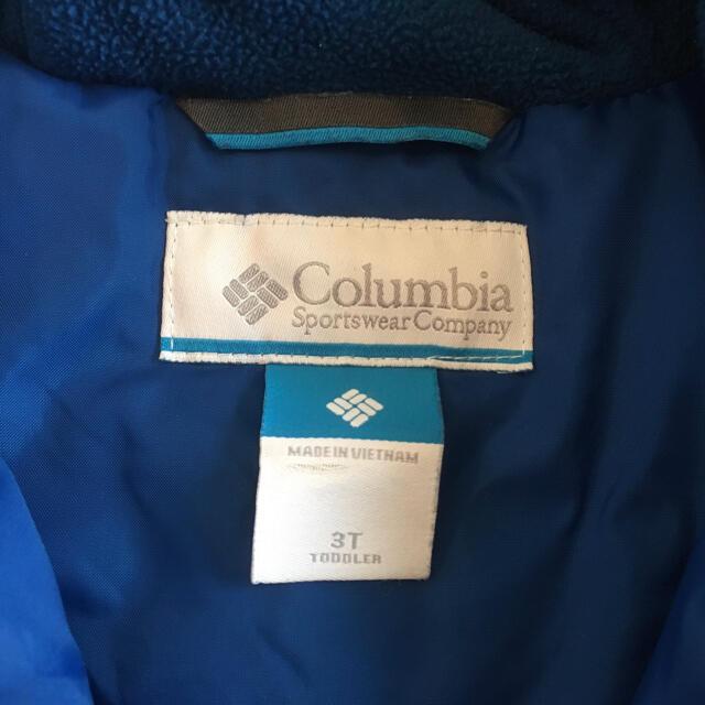 Columbia(コロンビア)のコロンビア スキーウェア キッズ 3T スポーツ/アウトドアのスキー(ウエア)の商品写真