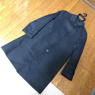 マッキントッシュ(MACKINTOSH)のマッキントッシュ ゴム引き コート 32 黒(トレンチコート)