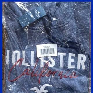 ホリスター(Hollister)の《新品》タイムセール ホリスター アップリケ ロゴ フーディー j(パーカー)