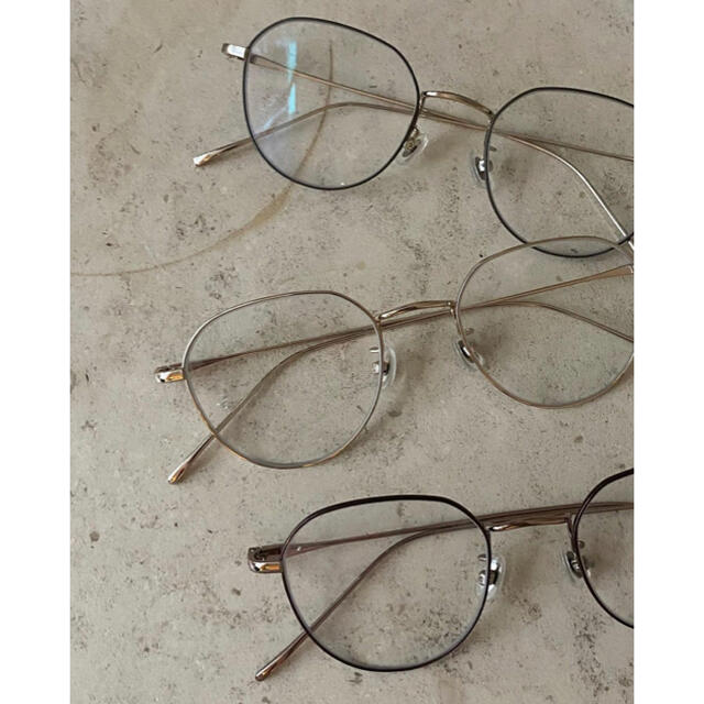 Zoff(ゾフ)のZoff CLASSIC ROMANTIC LADY (柴田紗希モデル) レディースのファッション小物(サングラス/メガネ)の商品写真