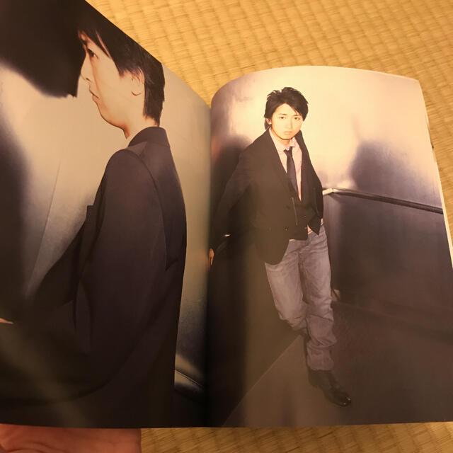 嵐(アラシ)のプラスアクトミニ vol.02嵐ARASHI大野智 生田斗真 エンタメ/ホビーの本(アート/エンタメ)の商品写真