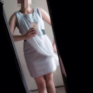 アナップ(ANAP)のanap ドレス ワンピース(ひざ丈ワンピース)