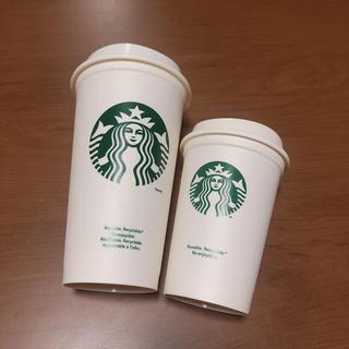 スターバックスコーヒー(Starbucks Coffee)の海外限定 スタバ Starbucks リユーザブルカップ セット(タンブラー)