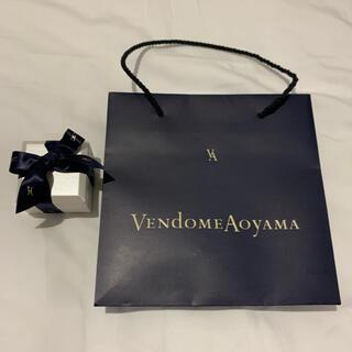 ヴァンドームアオヤマ(Vendome Aoyama)のヴァンドーム青山 ジュエリーボックス リボン 紙袋セット(その他)