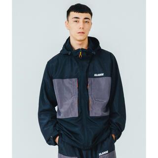 XLARGE - XLARGE Hooded Track Jacket