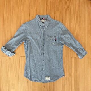 チャオパニックティピー(CIAOPANIC TYPY)のチャオパニックティピー  七分袖シャツ(シャツ)