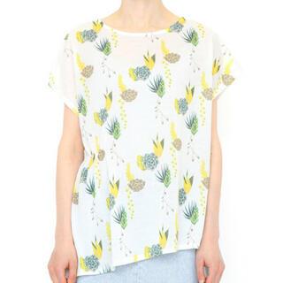 グラニフ(Graniph)のグラニフ ボートネックショートスリーブTシャツ(Tシャツ(半袖/袖なし))