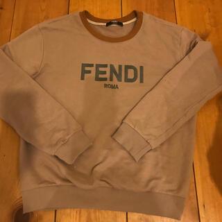 フェンディ(FENDI)のFENDIトレーナーレディースMサイズ(トレーナー/スウェット)