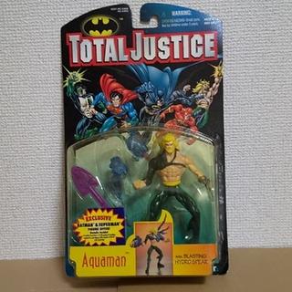 ディーシー(DC)のアクアマン  TOTAL JUSTICE  Aquaman(アメコミ)