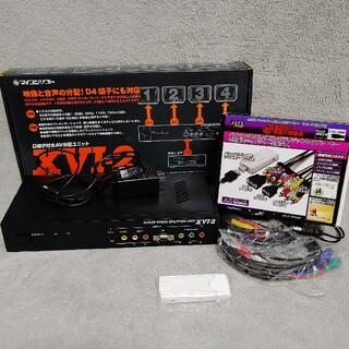 【美品】マイコンソフト XVI-2 + おまけ(USBキャプチャーボード)(その他)