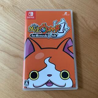 ニンテンドースイッチ(Nintendo Switch)の妖怪ウォッチ1 for Nintendo Switch Switch(家庭用ゲームソフト)