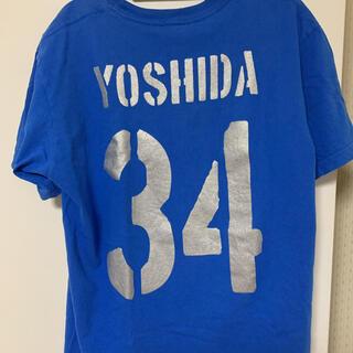 オリックスバファローズ 吉田選手 Tシャツ(Tシャツ/カットソー(半袖/袖なし))
