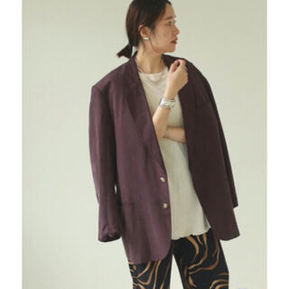 TODAYFUL - TODAYFUL トゥデイフル Satin Over Jacket