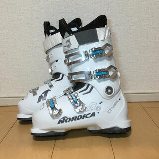 ノルディカ(NORDICA)のNORDICA  THE CRUISE W 24.5cm スキーブーツ 初級者用(ブーツ)