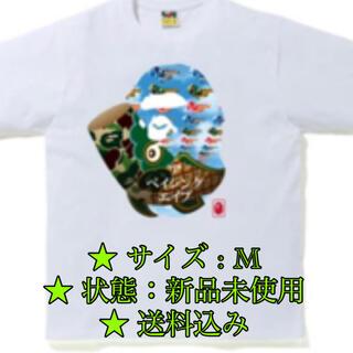 アベイシングエイプ(A BATHING APE)のA BATHING APE  CHILDREN'S DAY TEE (Tシャツ/カットソー(半袖/袖なし))