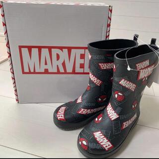 MARVEL - マーベル MARVEL スパイダーマン 長靴 レインシューズ