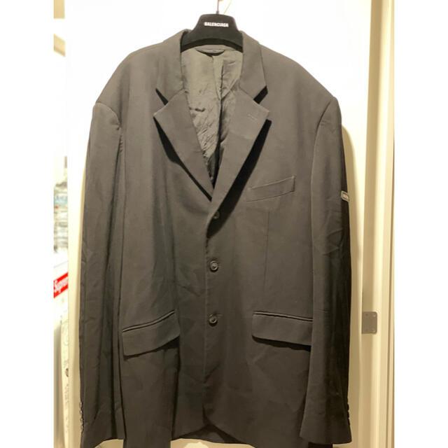 Balenciaga(バレンシアガ)のBALENCIAGA/バレンシアガ/テーラードジャケット メンズのジャケット/アウター(テーラードジャケット)の商品写真