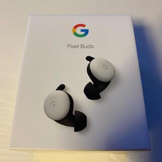 グーグルピクセル(Google Pixel)のGoogle Pixel buds(ヘッドフォン/イヤフォン)