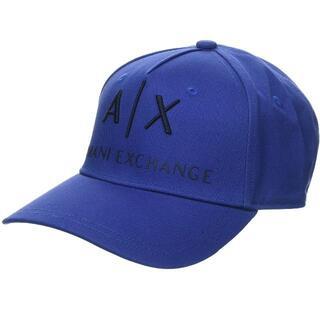 アルマーニエクスチェンジ(ARMANI EXCHANGE)のA/X ARMANI EXCHANGE アルマーニエクスチェンジ キャップ 帽子(キャップ)