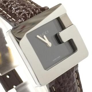 グッチ(Gucci)の2.超美品 グッチ GUCCI 時計 3600L ブラック(腕時計)