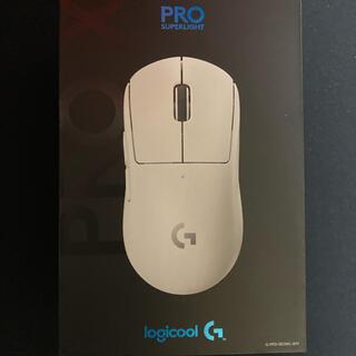 ゲーミンクマウス Logicool G PRO X SUPERLIGHT(PC周辺機器)